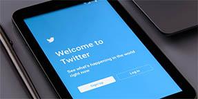 artis dengan twitter terbanyak