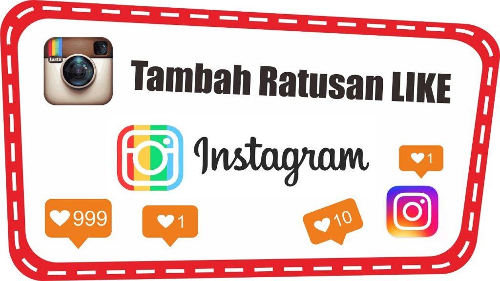 Cara Menambah Like Instagram yang Jitu dan Profesional
