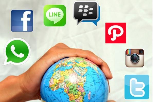 Parpol wajib gunakan media sosial sesuai target di indonesia