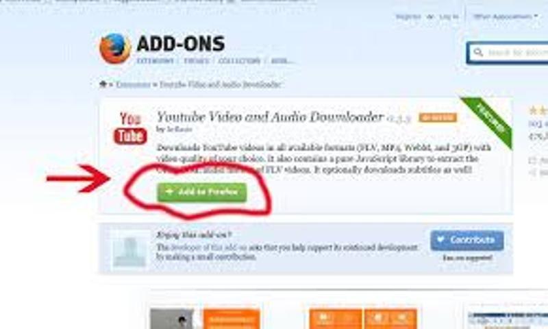cara mendownload video youtube melalui pc