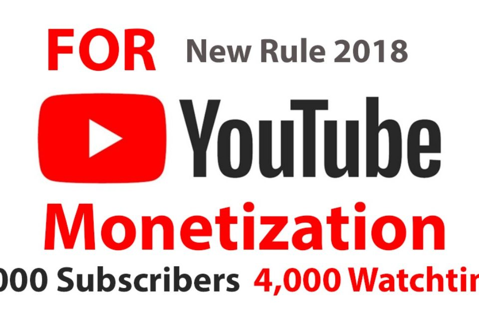 Kebijakan Terbaru Youtube 2018