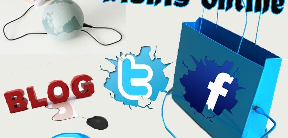Bisnis Online dengan Memanfaatkan Sosial Media