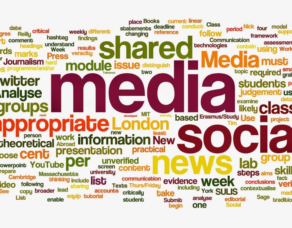 Manfaat Sosial Media di Berbagi Bidang