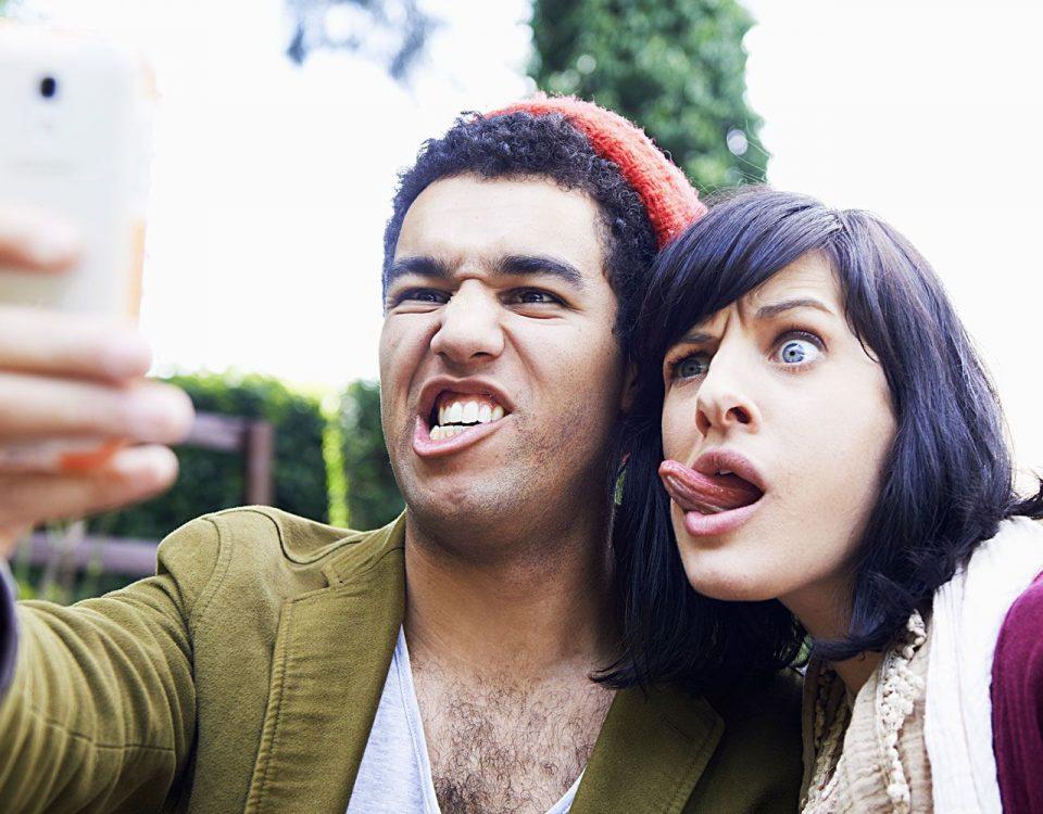 3. mengurangi selfie