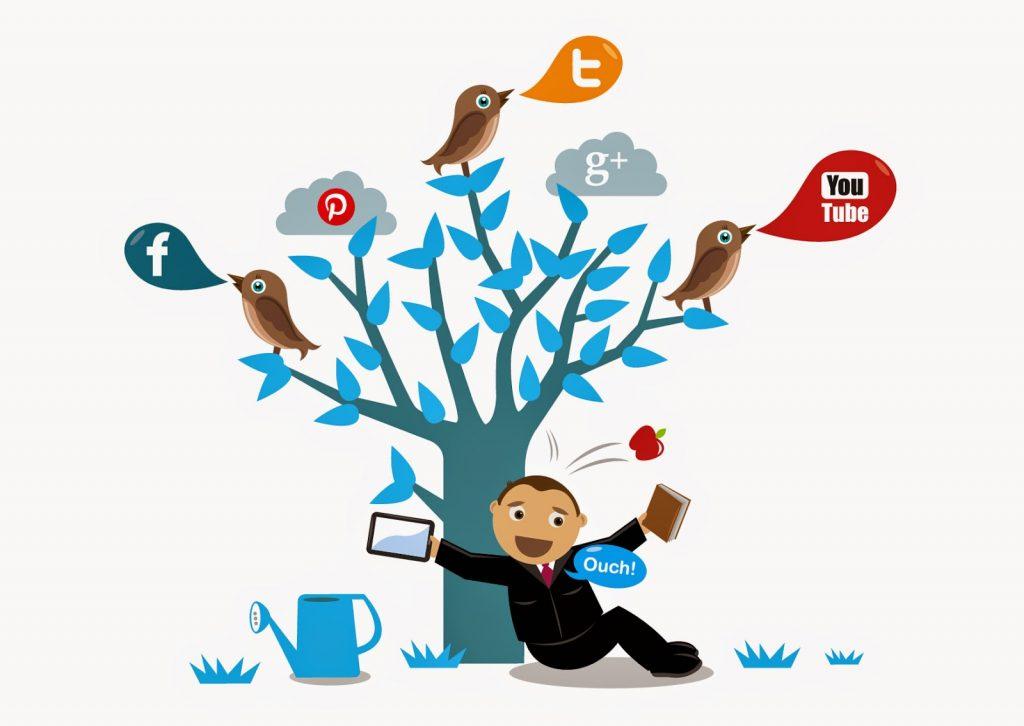 6. gunakan sosial media untuk bisnis