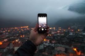 1._Membagikan foto yang berkualitas