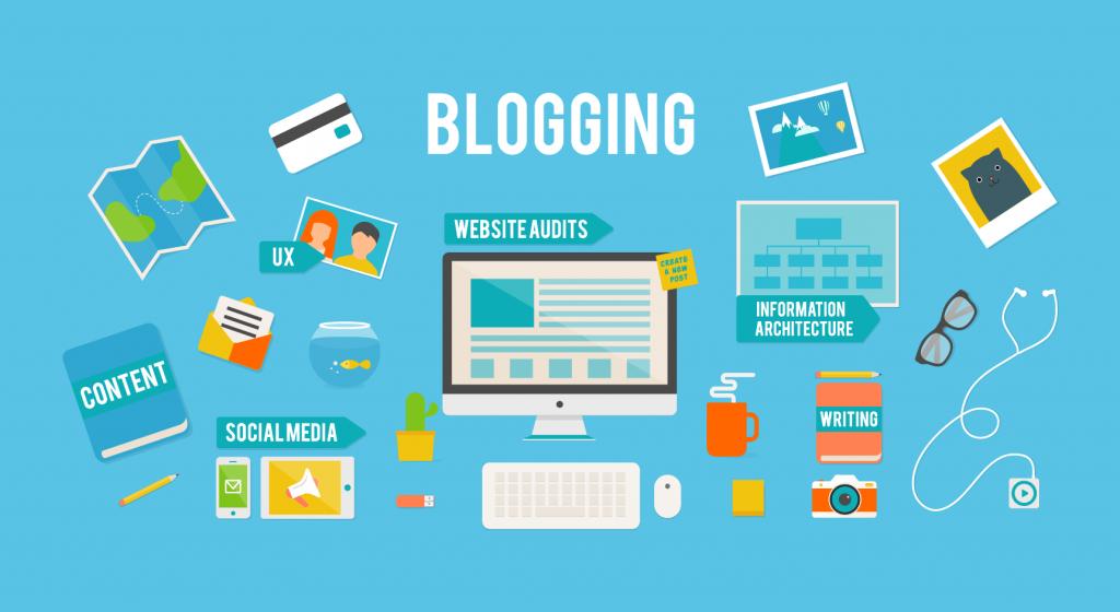 5._Melakukan interaksi dengan para blogger