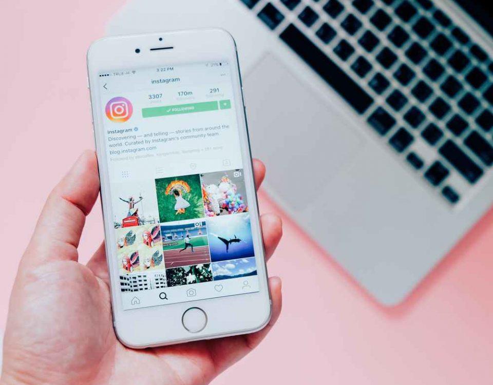 5._Rajin melakukan interaksi dengan penggunaan Instagram