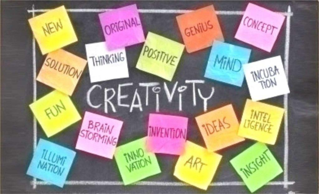 1. Mengembangkan daya kreativitas