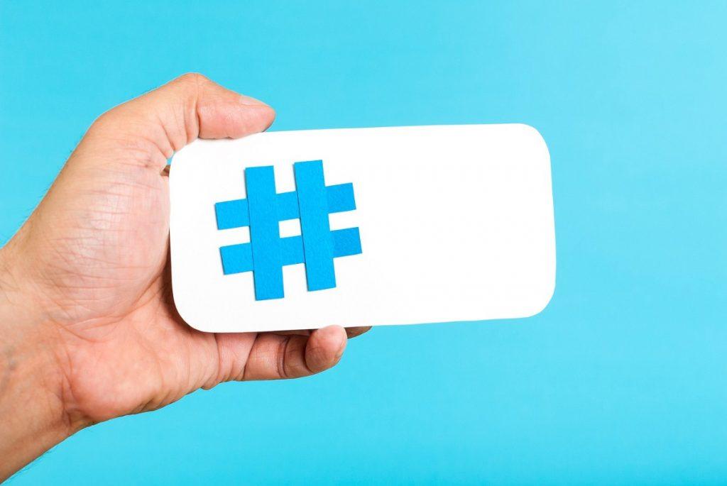 2.Manfaatkan tagar pada setiap Twit yang dibuat