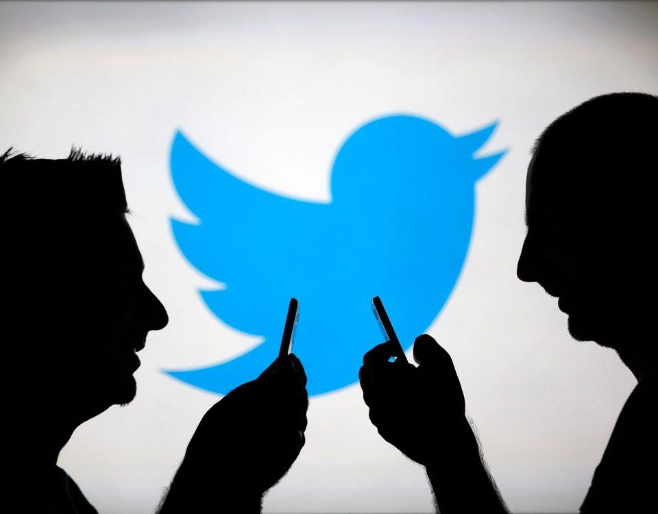 5.Mendekati selebriti Twitter untuk sebuah pertemanan