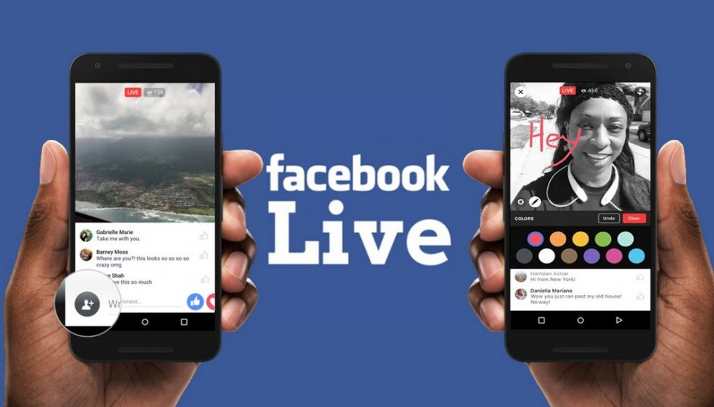 Alasan kenapa harus promosi menggunakan facebook live streaming