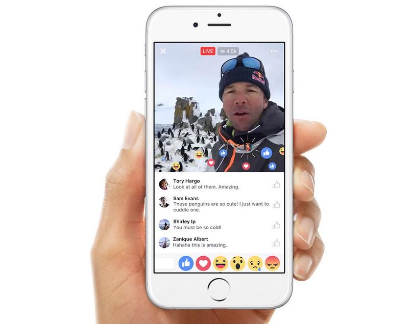 cara menggunakan facebook live streaming pertama kali
