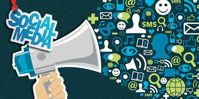 Banyak contoh yang membuat media sosial semakin penting untuk pemilu