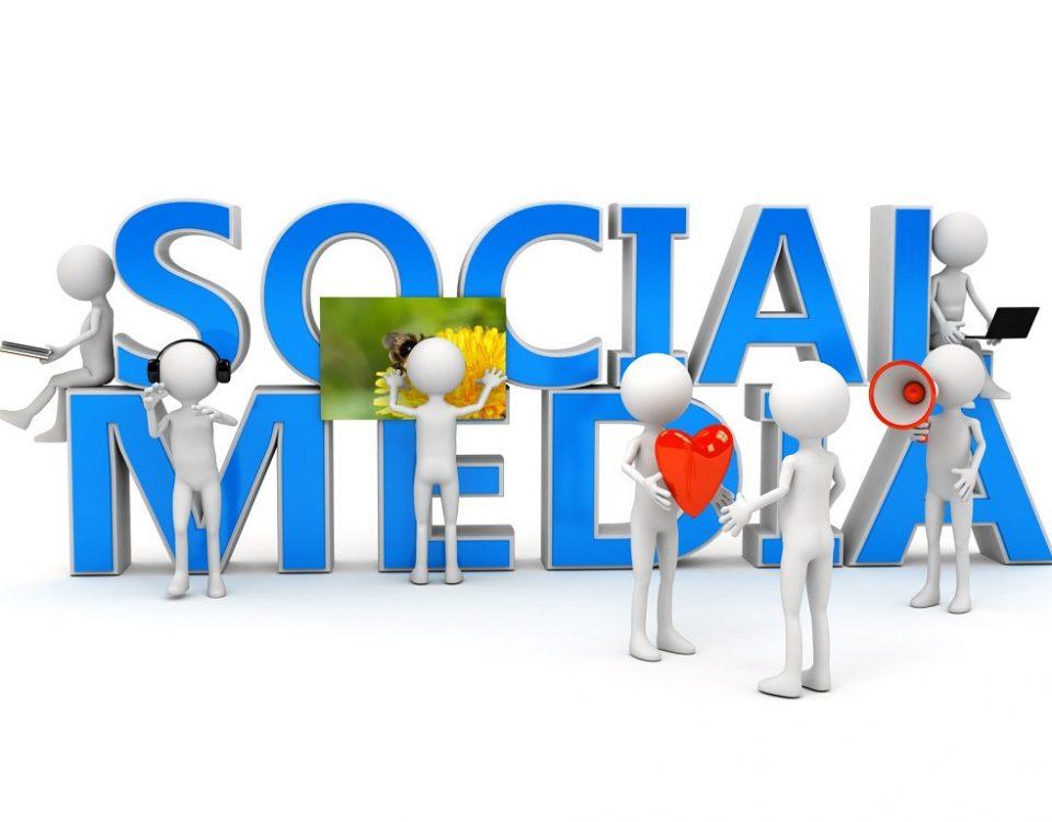 Selain untuk berkomunikasi, media sosial dipakai untuk berkampanye