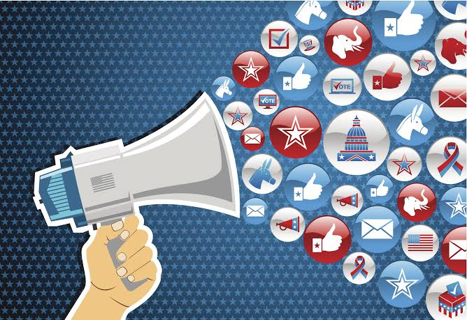 Sosial media berpengaruh pada pemilu