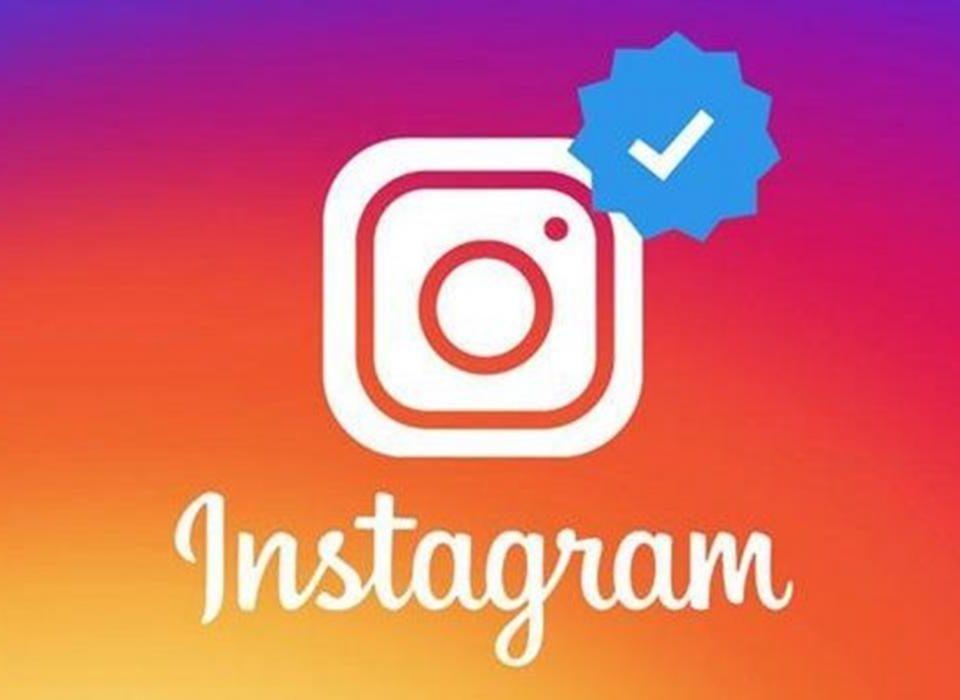 Tanda akun instagram sudah terferivikasi adalah munculnya centang biru