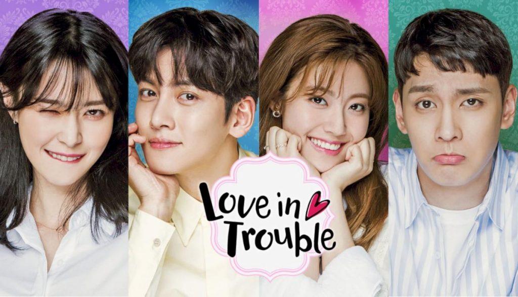 5. love in troubel