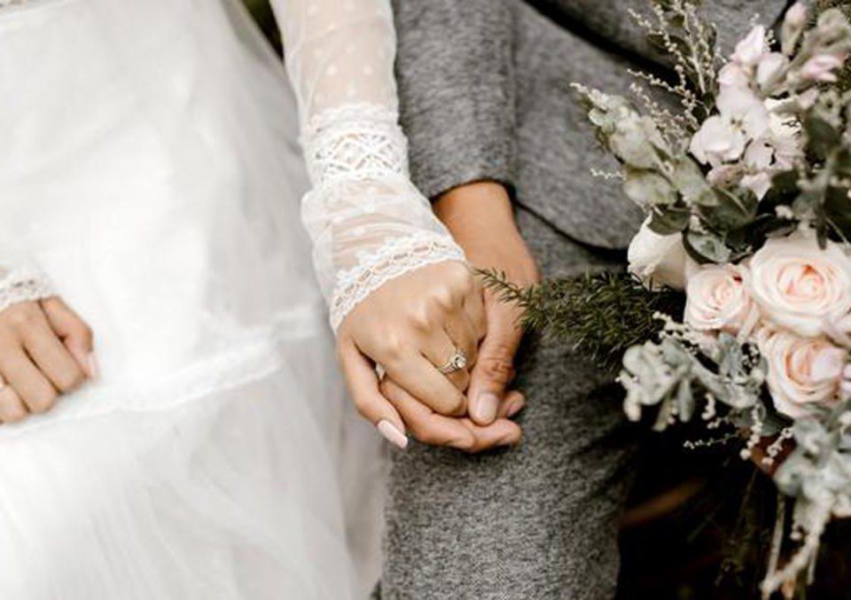 Ilustrasi pernikahan di tengan Pandemi Covid-19, www.liputan6.com