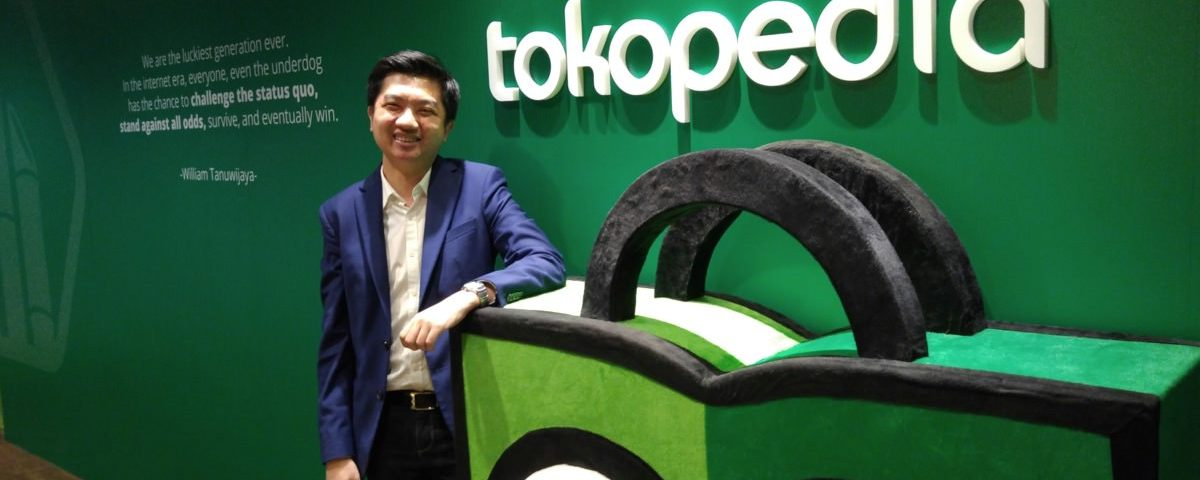 Pendiri Tokopedia William Tanuwijaya