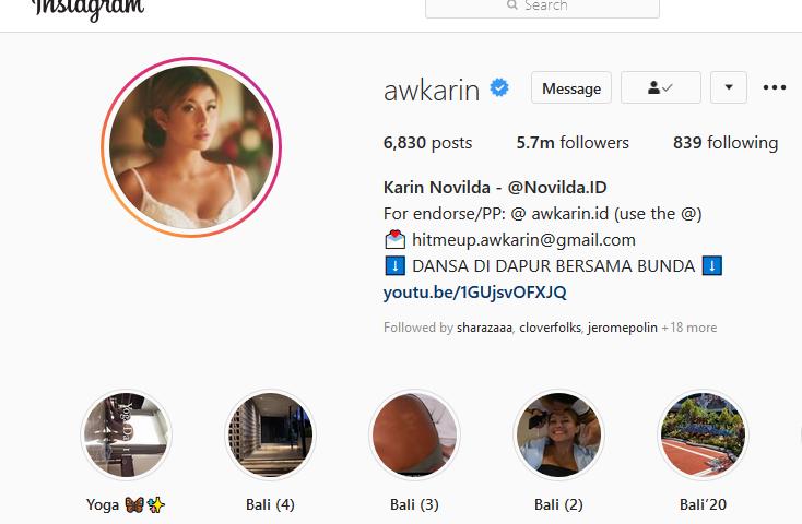 Kenalan dengan fitur instagram highlight