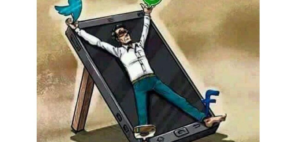 Kecanduan Sosial media