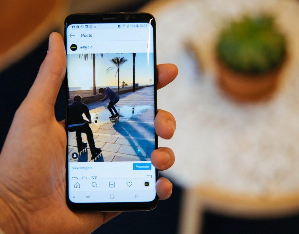 Trik konten agar viral di Instagram